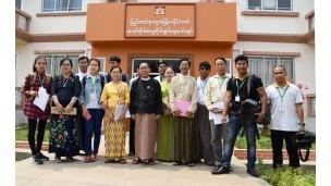ပြန်ကြားရေးလုပ်ငန်းကော်မတီနှင့် သတင်းမီဒီယာများ တွေ့ဆုံ သတင်းစာရှင်းလင်းပွဲ ပြုလုပ်ခြင်း