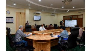 Virtual Workshop on CRA တွင် ပြောကြားသည့် ကော်မရှင် ဥက္ကဌ၏ အဖွင့်အမှာစကား