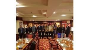 အင်ဒိုနီးရှားနိုင်ငံ၊ အဂတိလိုက်စားမှုတိုက်ဖျက်ရေးကော်မရှင်သို့ လေ့လာရေးခရီးသွားရောက်ခဲ့မှု