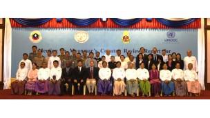 -    မြန်မာနိုင်ငံ၏ UNCAC အကောင်အထည်ဖော်ဆောင်မှု ပြန်လည်သုံးသပ်ရေး လုပ်ငန်းစဉ်ပါ Country Visit အစည်းအဝေး ကျင်းပဆောင်ရွက်မှု